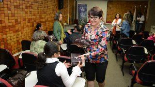Entrega dos DVDS - Sempre um Papo - Secretaria de Eduacação (26)